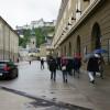 Mit Schirm und Humor durch das verregnete Salzburg