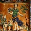 Detail am Kunstofen