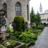Der alte Friedhof von St. Peter