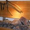 Werkzeuge der Bergleute vor 2000 Jahren