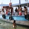 Ankunft auf der Ilha Grande, wo die erste Woche der Entspannung gewidmet ist.