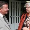 Dekan Dr. Hugo Gehring und Gemeindeleiterin Zita Haselbach