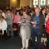 Die Kirche bis auf die letzten Plätze gefüllt
